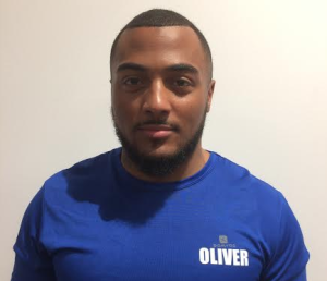 Oliver James Personal Trainer